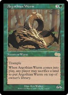 Argothian Wurm [UZ]
