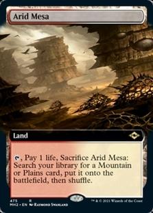 Arid Mesa