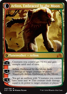 Arlinn, Embraced by the Moon