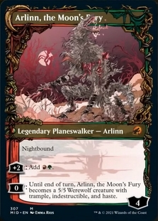 Arlinn, the Moon's Fury <showcase> [MID]