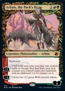 Arlinn, the Pack's Hope <showcase> [MID]