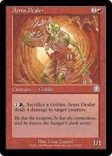 Arms Dealer [MM]