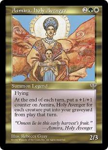 Asmira, Holy Avenger