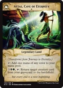 Atzal, Cave of Eternity [PRM-PRE] (F)