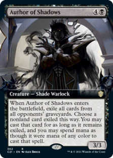 Author of Shadows <extended> [C21]