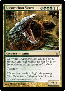 Autochthon Wurm