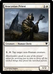 Avacynian Priest