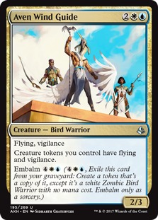 Akim The Soaring Wind Deck For Magic The Gathering