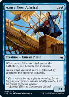 Azure Fleet Admiral