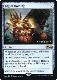 Bag of Holding <prerelease> [M20] (F)