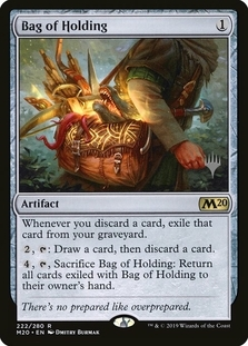 Bag of Holding <promo pack> [M20]