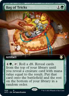 Bag of Tricks <extended> [AFC]
