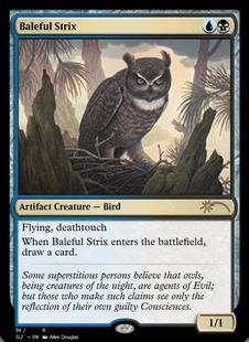 Baleful Strix [SL2]