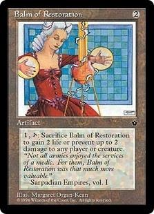 Balm of Restoration
