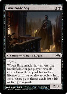 Balustrade Spy [GTC]