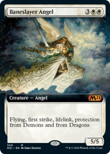 Baneslayer Angel <extended> [M21]