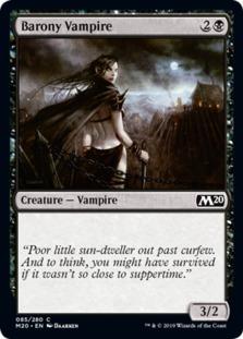 Barony Vampire