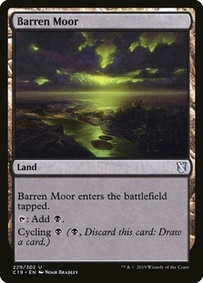 Barren Moor [C19] (F)