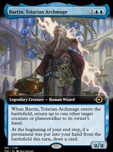 Barrin, Tolarian Archmage [PRM] (F)