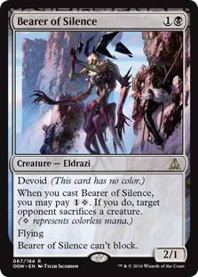 Bearer of Silence [OGW] (F)