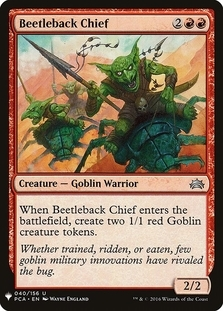 Beetleback Chief