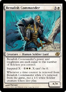 Benalish Commander