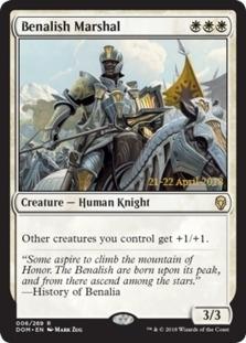 Benalish Marshal [PRM-PRE] (F)