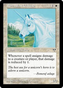 Benevolent Unicorn