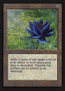 Black Lotus [CED]