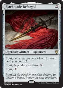 Blackblade Reforged [DOM]
