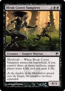 Bleak Coven Vampires