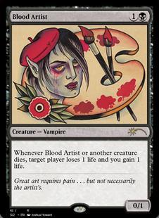Blood Artist [SL2] (F)