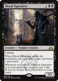 Blood Operative