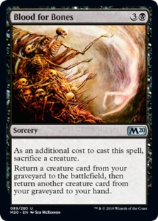 Image result for blood for bones mtggoldfish