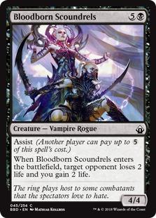 Bloodborn Scoundrels