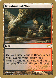 Bloodstained Mire <Peer Kroger> [WC03]