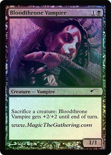 Bloodthrone Vampire [PRM-MED] (F)