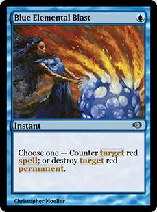 Blue Elemental Blast <Alt. 1> [PRM]