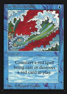 Blue Elemental Blast [CED]