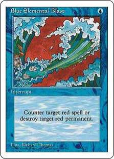 Blue Elemental Blast [PRM-MED]