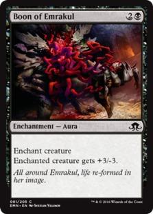 Boon of Emrakul [EMN] (F)