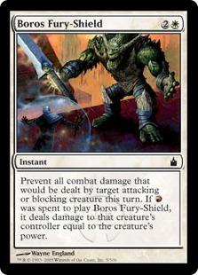Boros Fury-Shield