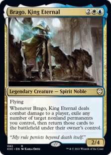 Brago, King Eternal [KHC]