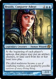 Braids, Conjurer Adept [PLC] (F)