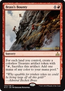 Brass's Bounty [PRM-PRE] (F)