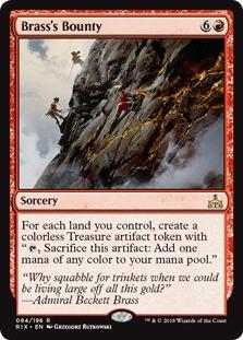 Brass's Bounty [RIX]