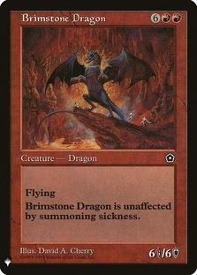 Brimstone Dragon