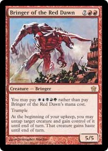 Bringer of the Red Dawn