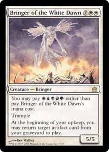 Bringer of the White Dawn
