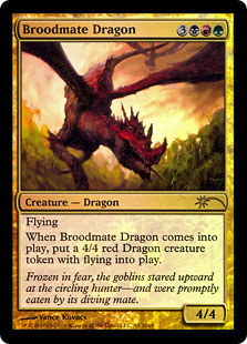 Broodmate Dragon [PRM-MED] (F)